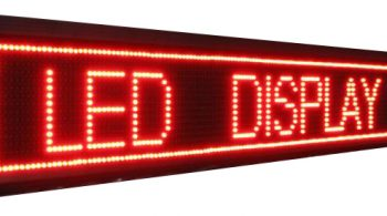 Semi-outdoor-led-screen-running-text-board-programmable-and-scrolling-message-p10-red-24-168cm-led